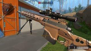 Warface Gameplay Sniper -Remington MSR -