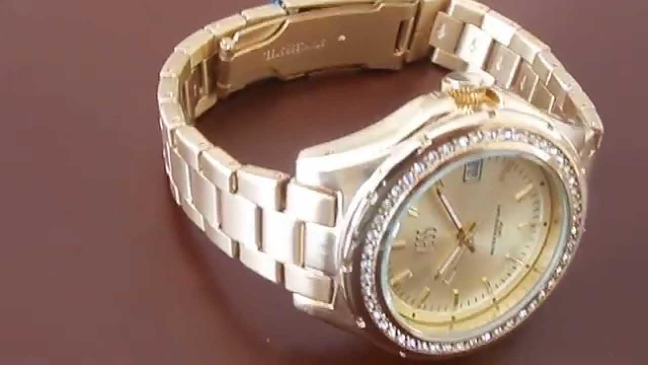 f5f6105e721e Reloj Yess para Mujer YSDG-9 - YouTube