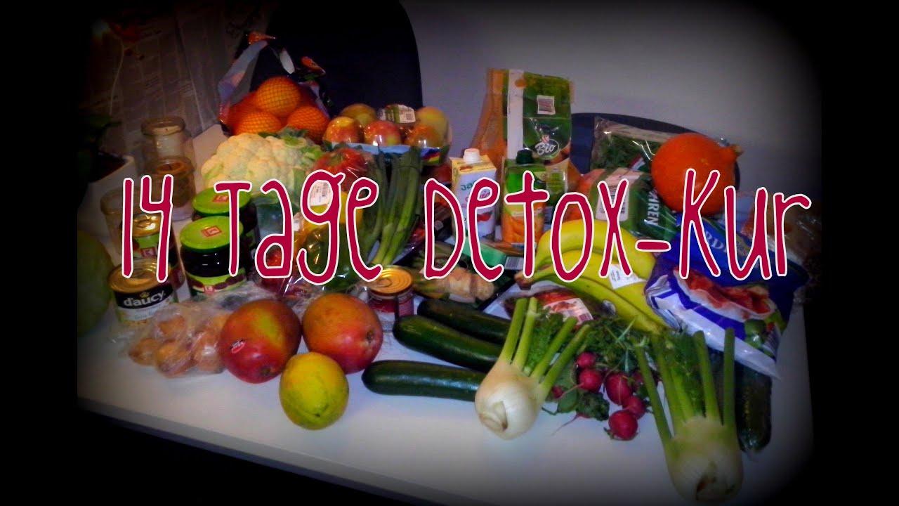 14 Tage Detox Kur Tipps I Rezepte I Gewichtsverlust I Review Youtube