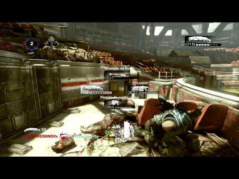 Privada con SUSCRIPTORES//Gears Of War 3
