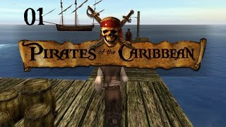 Let's Play Pirates of the Caribbean (Sea Dogs II) - Ep.01 - I Don't Need a Tutorial!