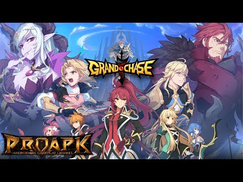 GrandChase English Gameplay Android / IOS