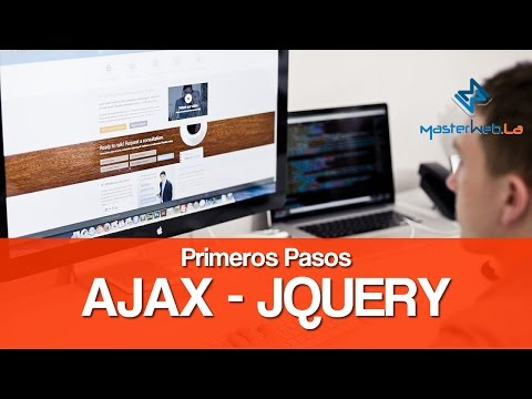 Ajax, JQuery, JQuery UI para principiantes con Ejemplos Prácticos - Clase en Vivo