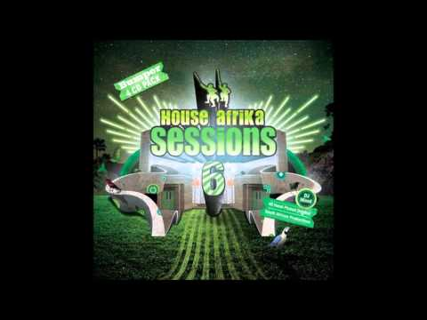 House Afrika Sessions 6  - Spirits At Midnight   (Dj Mlu and aFrica Soul)