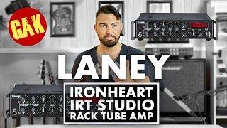 Laney Ironheart IRT-SLS Electric Guitar Amp Head