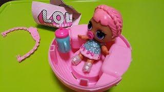 Кукла ЛОЛ плачет и писает