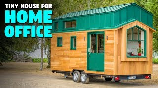 Tiny House For Home Office And Guest Room