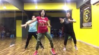 High rated gabrul guru randhawa l zumba choreography l