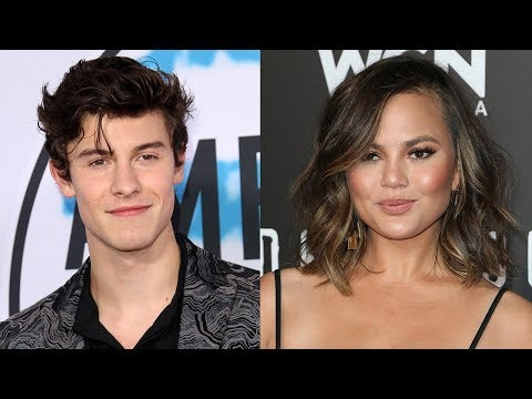 Chrissy Teigen SHADES Shawn Mendes On Twitter