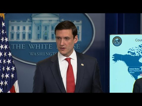 White House briefing on WannaCry cyberattack