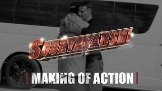 Sooryavanshi I  Making Of Action I Starring Akshay Kumar and  Katrina Kaif