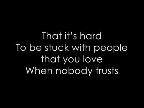 Darlin, Avril Lavigne lyrics [HD]