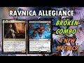 Broken Combo New Mythics | Ravnica Allegiance Spoilers