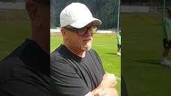Wie DJ Ötzi seine Wette mit dem FC Augsburg