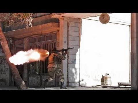 [RAW VIDEO]: Indian Consulate in Afghanistan Attacked, Four Gunmen Killed