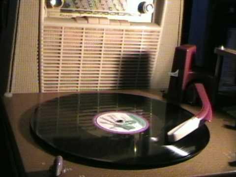 Stan Getz - Ack Värmland du sköna 78 rpm 1951