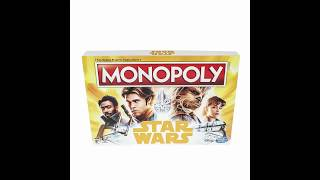 Monopoly Game: Star Wars Edition Review