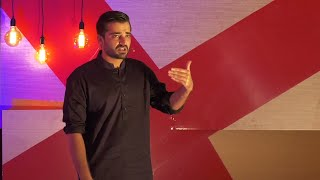Neutrality in a time of crisis is a sin | Hamza Ali Abbasi | TEDxIslamabad