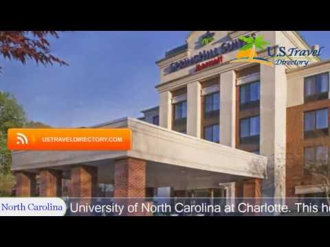 SpringHill Suites Charlotte University Research Park - Charlotte Hotels, North Carolina