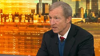 From youtube.com: Tom Steyer Says Trump Is Dangerous, Should Be Impeached {MID-279485}