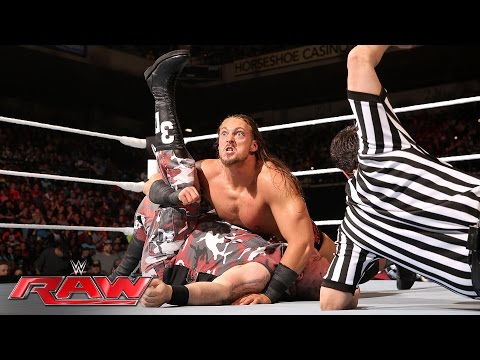 Big Cass vs. Bubba Ray Dudley: Raw, May 23, 2016