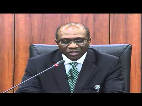New CBN governor maps out Nigeria's future plans