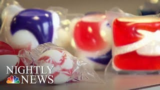 Why Some Teens Are Intentionally Ingesting Tide Pods   NBC Nightly News