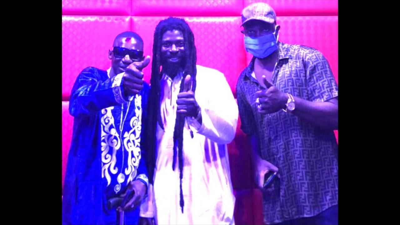 Takana Zion feat Oudy 1er - Ibro Diabaté - Wo Atomaya