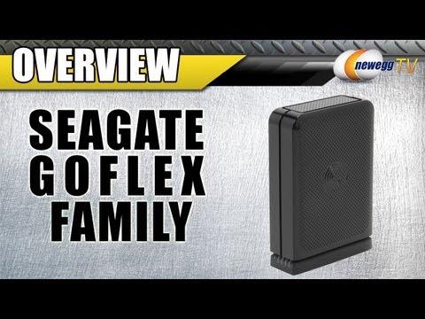 Newegg TV: Seagate GoFlex Family