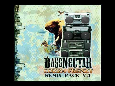 BASSNECTAR - Teleport Massive (Bassnectar Remix) (Official)
