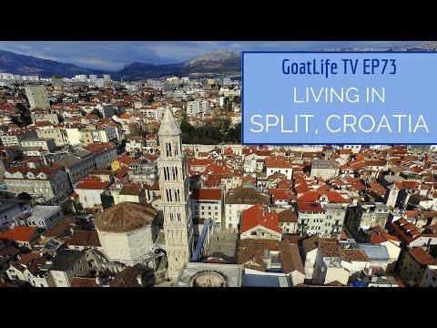 Living In Split Croatia