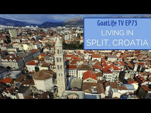 Living In Split Croatia