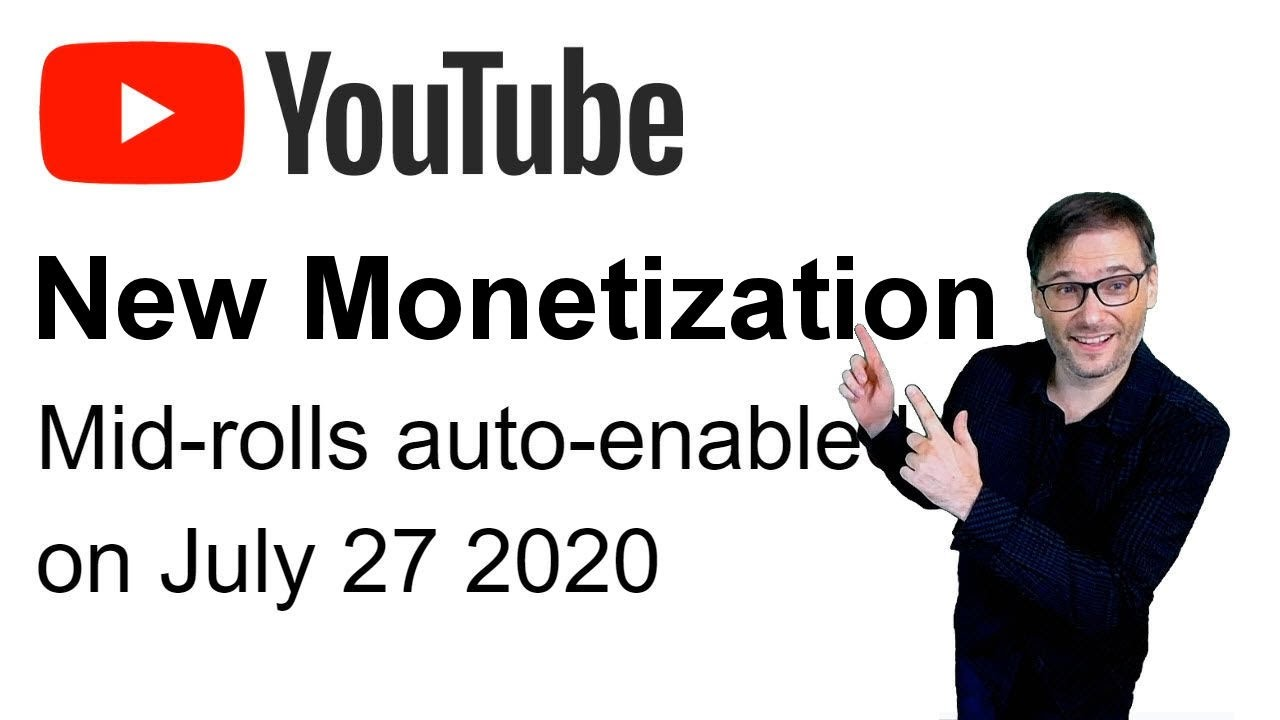★ New ads for you! - Mid-rolls auto-enabled on June 27 2020