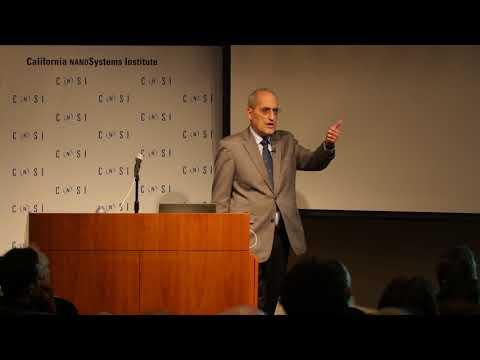 Bhaumik Lecture: Edward Witten (Princeton), November 30, 2017 @ CNSI, UCLA
