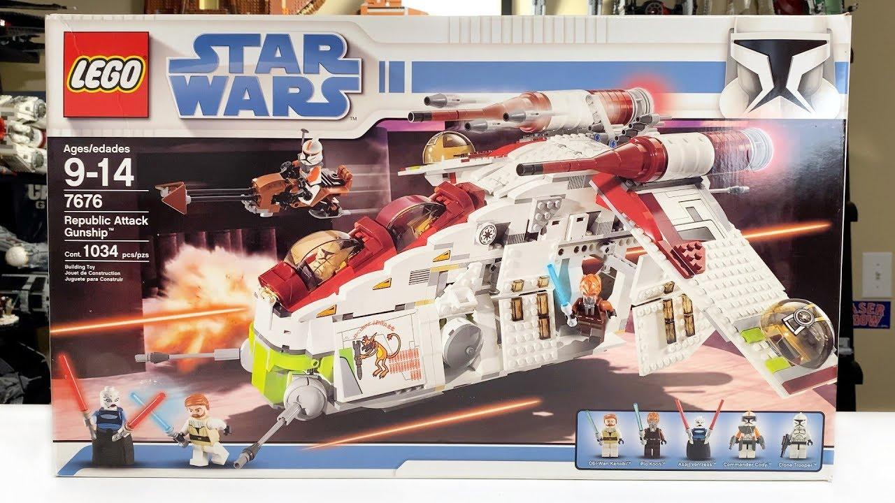 NEW Lego Star Wars HELMET Commander Cody Clone Minifigure Part From Set 7676