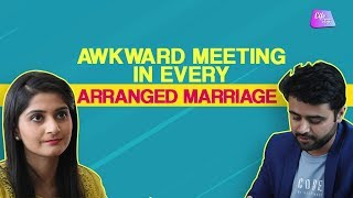 Awkward Conversation In Arranged Marriages | Desi Arrange Marriages | Life Tak Bites |  Life Tak