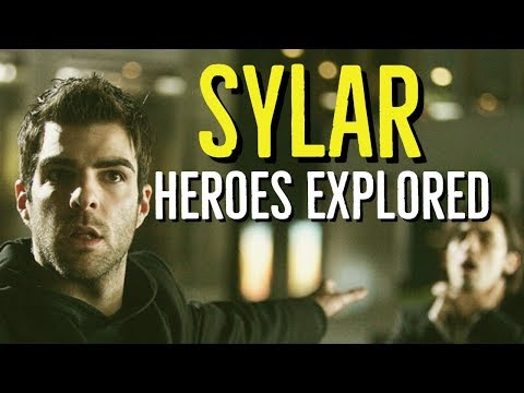 SYLAR (HEROES Explored)