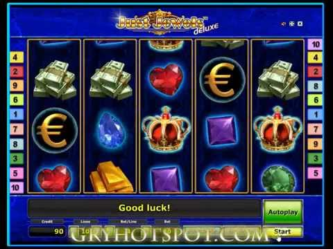 Just jewels online slot / Automat do gry