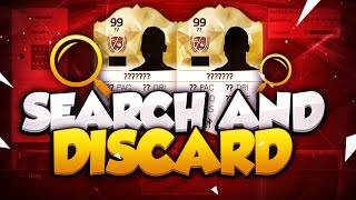INSANE LEGEND SPECIAL SEARCH AND DISCARD vs iLukasx100!! - Fifa 16 Ultimate Team