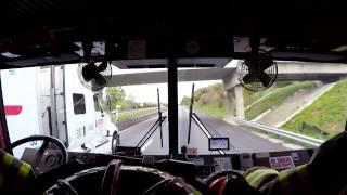 Botetourt County - Engine 701 Responding (Ride Along)