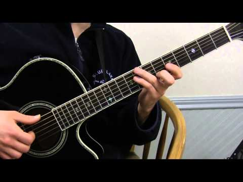 Neon Guitar Lesson - Pluck And Chuck Guitar Series Song #15