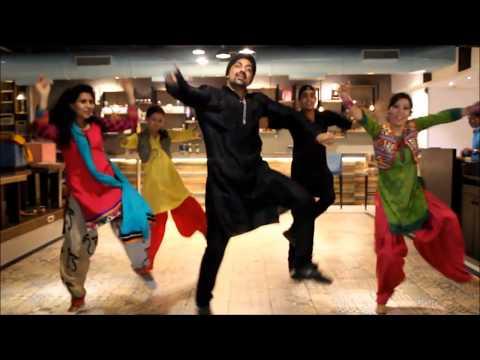 5 Taara | Punjabi  | DANCE COVER  | tribue to DILJIT | BHANGRA  | kunal  | Dance floor studio