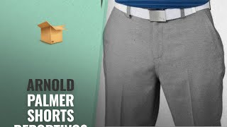 10 Mejores Arnold Palmer 2018: Arnold Palmer Apparel Swagger - Heather Charcoal - 34