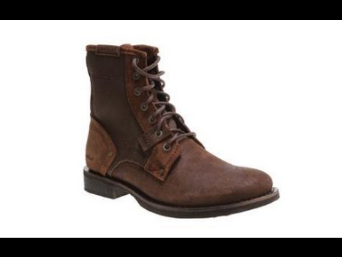 5b5d863e CAT Abe Canvas Boots - Review - The-House.com - YouTube