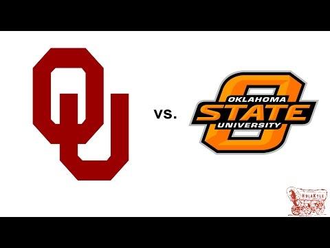Bedlam: Oklahoma Highlights vs Oklahoma State - 12/03/16
