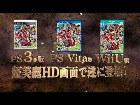 全新未拆 PSV 海賊王 航海王 無限世界:赤紅 (含初回封入特典) One Piece R-日文純日初版-