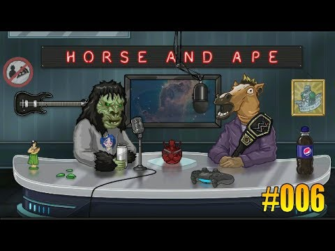 Horse And Ape - Ep 6: Super Male Tortillas