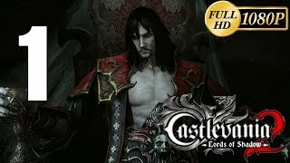 Castlevania Lords of Shadow - 2 Gameplay Español Parte 1 Walkthrough PC/PS3/Xbox360 1080p