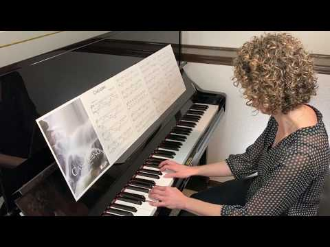 Cascading - Intermediate Piano Solo By Wendy Stevens