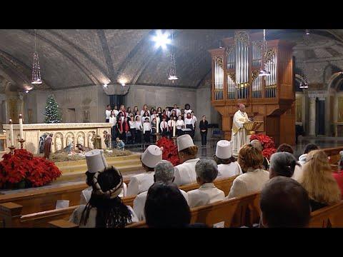 The Solemn Mass Of Christmas - December 25, 2019